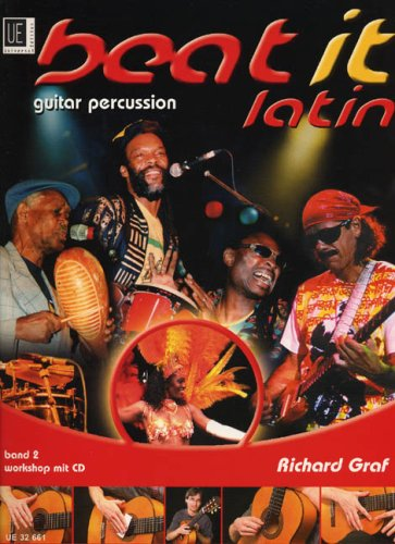 Beat It 2 - Latin Guitar Percussion Workshop. Gitarre, Percussion, Ensemble