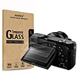 Compatible with camera model Sony A6000 A6300 A5000. Greatest protection: Highly durable, and scratch resistant - surface hardness 9H. 99.99% HD Clarity and Touchscreen Accuracy: High-response, high-transparency. Super easily installation: Allows adj...