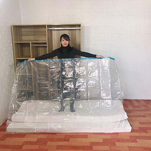 Matras Bag for het verplaatsen, opslag of verwijdering Vacuum Storage Bags Large Latex Matras Collection tas for Memory Foam Geforceerd Mattress Toppers En Pads (Size : 240 * 130 cm)