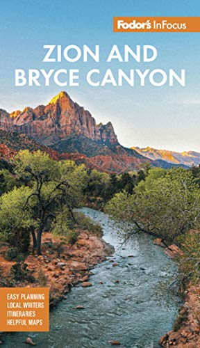 Fodor's InFocus Zion & Bryce Canyon National Parks (Fodor's in Focus: Zion & Bryce Canyon) (English Edition)