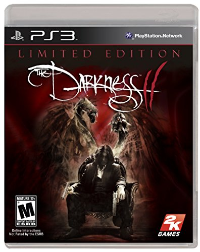 Take-Two Interactive The Darkness II Limited Edition, PS3 - Juego (PS3, PlayStation 3, Shooter, M (Maduro))