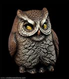 Owl Candle Lamp