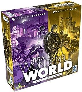 Blackrock Games - It's a Wonderful World: Corruption & Ascension Expansion - Board Game