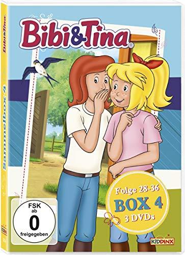 Bibi & Tina - Box 4 Folge 28-36 [3 DVDs]