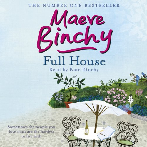 Full House audiobook cover art