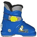 Lange - Chaussures De Ski My First Speed Bleu - Taille 22.5 - Bleu