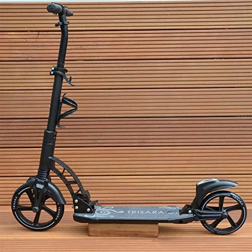 Via Nova TRISARA Kickscooter - klappbarer Tretroller - Bigwheel Scooter - XL Cityscooter