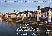 Der Koblenz Kalender (Tischkalender 2022 DIN A5 quer): Stadt mit Flair an Rhein und Mosel (Geburtstagskalender, 14 Seiten )