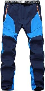 Pantalones de hombre Impermeable A prueba de viento Al aire