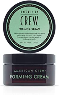 American Crew Forming Cream, 3 oz, Pliable Hold with Medium Shine