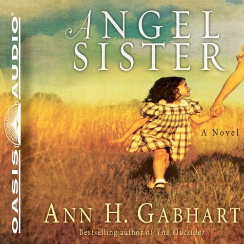 Angel Sister audiobook cover art
