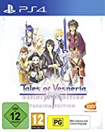 Tales Of Vesperia - Definitive Edition Premium - Collector's - PlayStation 4