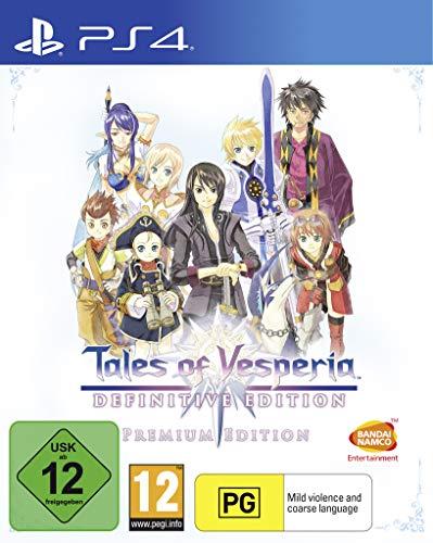 Tales Of Vesperia: Definitive Edition Premium - Collector's - PlayStation 4