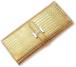 Women Wallet Leather Clutch Card Holder Purse Lady Long Handbag