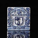 DOMIRE 3D Resina Madrid Edificio Estatua Nevera imán Pegatina turística Recuerdo Estilo 1