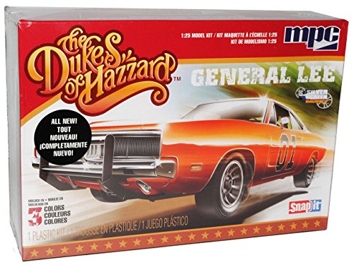 Dodge Charger 1969 General Lee Dukes of Hazzard Kit Bausatz 1/25 1/24 Amt Modell Auto Modell Auto