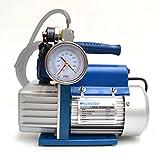 Kit pompa 70 lt con vacuostato e controllo del vuoto automatico
