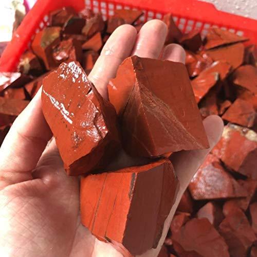 2-4cm natürliche rote Brekzien Jaspis Runde Perlen für die Herstellung von polierten Steinen Heilkristall Edelsteine für Aquarium C.