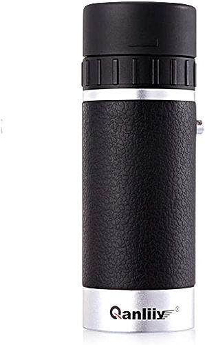 HBJP Jumelles Jumelles de Poche HD - Lunettes Haute définition HD - Télescope portable - 8x25