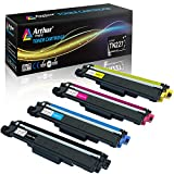 Arthur Imaging with CHIP Compatible Toner Cartridge Replacement for Brother TN227 TN227bk TN 227 TN223 Use with Hl-L3210CW Hl-L3230CDW Hl-L3270CDW Hl-L3290CDW Mfc-L3710CW Mfc-L3750CDW L3770CDW 4 Pack