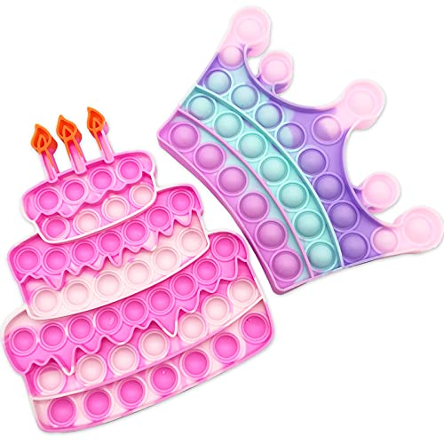 pop it rarissimi 2Pack Pop Bambini Fidget Toys set