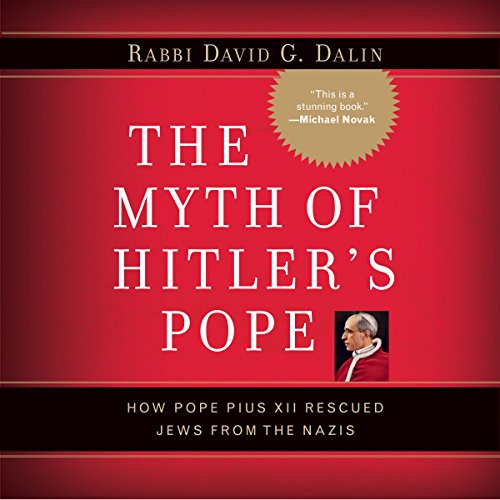 The Myth of Hitler's Pope audiobook cover art
