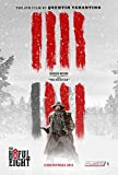 Poster The Hateful Eight Movie 70 X 45 cm