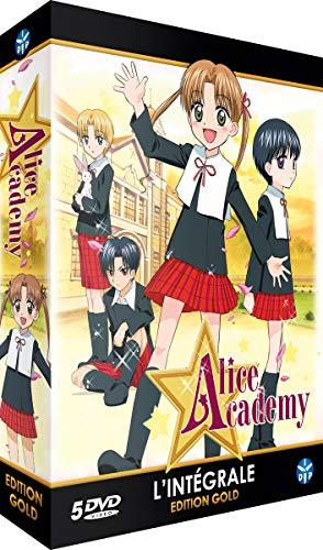 L'Académie Alice (Alice Academy) - Intégrale - Edition Gold (5 DVD + Livret)