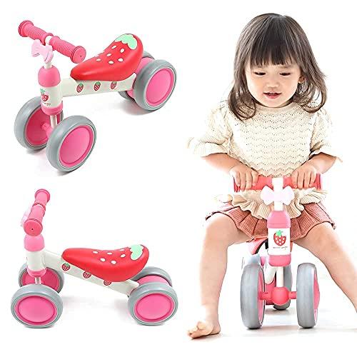 マザーガーデン 野いちご バランス ミニ バイク 1.5歳-3歳  バランスバイク ペダルなし自転車 キッズバイク 幼児 子供用 Mini Bike バランスバイク 2歳 