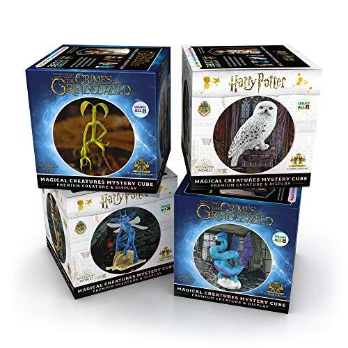 Harry Potter Miniature Creatures Set of Four Creatuers - Collection B image