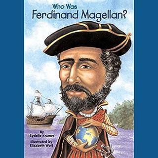 Who Was Ferdinand Magellan? cover art