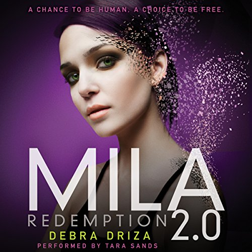 MILA 2.0: Redemption audiobook cover art