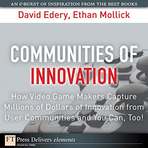Communities of Innovation cover art