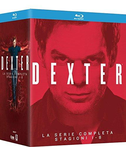 Box-Dexter Stg.1-8 (Serie Completa)