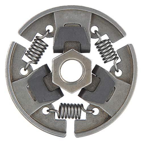 Changor Accesorio de Embrague Resistente al Desgaste, características de la Vida útil Hechas de Metal Accesorios de cortacésped 11.5mm / 0.5in