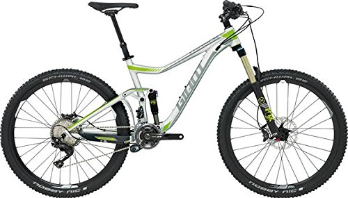 Giant Trance 1.5 Ltd – 27, 5 Pulgadas Mountain Bike Plata/Verde (2016)