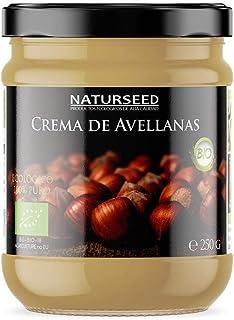 Naturseed - Crema De Avellanas Integral Ecologica - Bio 100