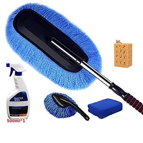 SSZZ auto bezem autostofverwijdering autowasstraat reinigingsaccessoires softborstel auto stofreiniging auto gereedschap E