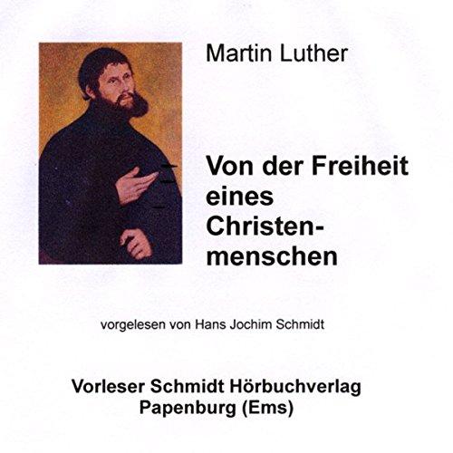 Von der Freiheit eines Christenmenschen Titelbild