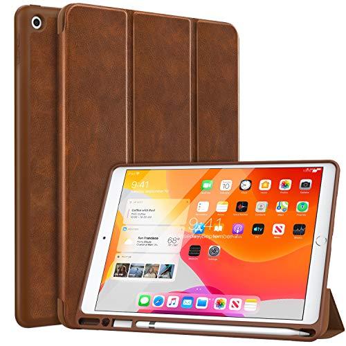 MoKo Hülle Kompatibel mit 2019 iPad 10.2