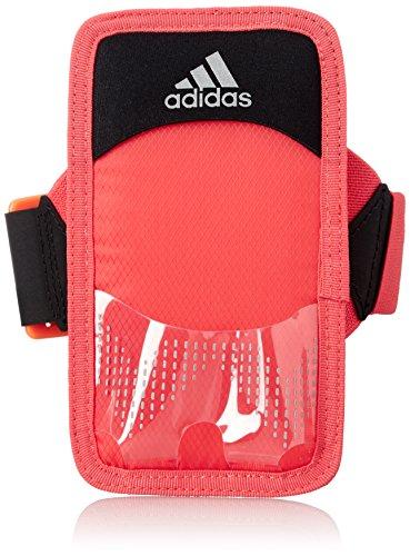 adidas Run Mobile Hold Brazalete, Unisex Adulto, Rojo (Correa), Talla Única