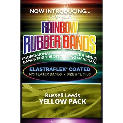 Murphy's Magic Supplies, Inc. Joe Rindfleisch's Rainbow Rubber Bandas (Russell Leeds -Amarillo) por Joe Rindfleisch | Truco | Street Magician