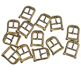 Rainbabe Schnalle Metall Silber Gold Ton Farbe DIY Schuh Nähzubehör
