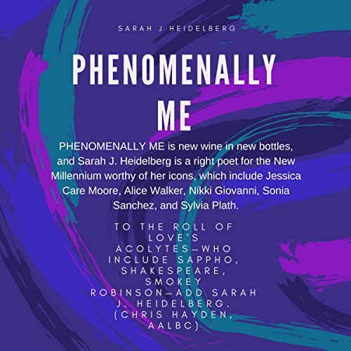 Phenomenally Me cover art