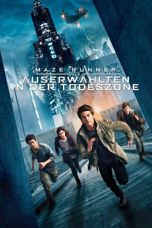 Import Posters Maze Runner : The Death Cure – German Movie Wall Poster Print - 30CM X 43CM Brand New