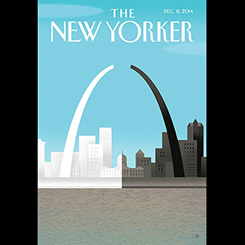 The New Yorker, December 8th 2014 (Robin Wright, Burkhard Bilger, James Wood) audiobook cover art