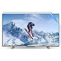 """50インチのテレビの画面のための青い光のテレビスクリーンプロテクター、50インチのマット保護フィルム/反射防止率のための青い光フィルター90%の疲れを和らげる,65"""" 1429*804"""