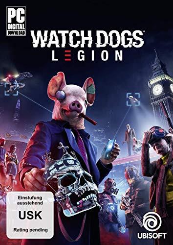 Watch Dogs Legion Standard Edition - PC [Importación alemana]