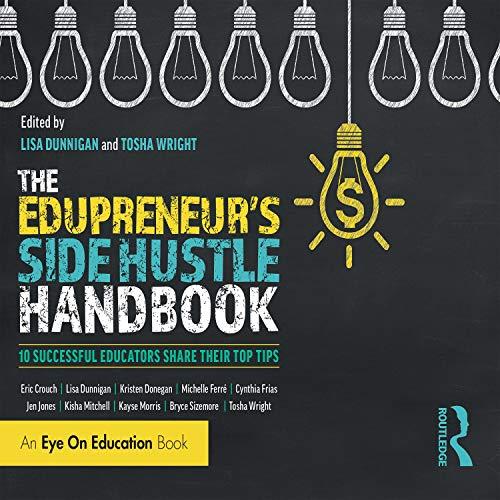 The Edupreneur's Side Hustle Handbook cover art