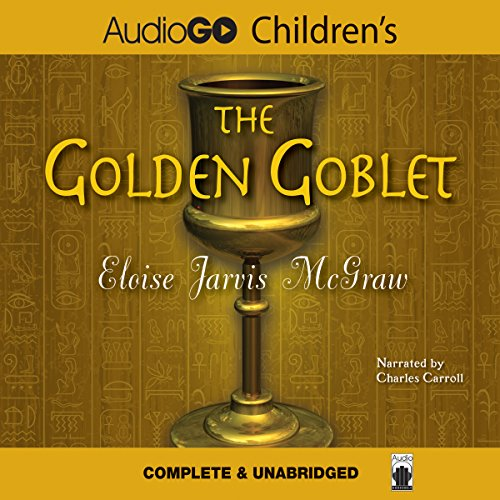 The Golden Goblet Titelbild